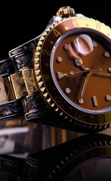 Custom Mechanical Watches